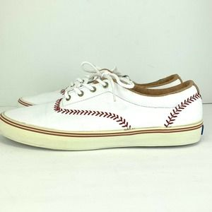 1992 Keds Championship Series Leather Sneaker